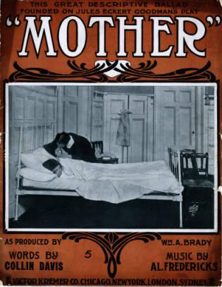 Mother sheet music