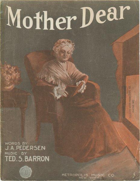 Mother Dear sheet music