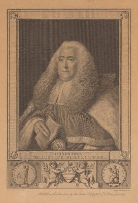 William Blackstone's Commentaries on the Laws of England