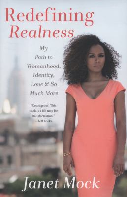 book cover of Redefining Realness by Janet Mock