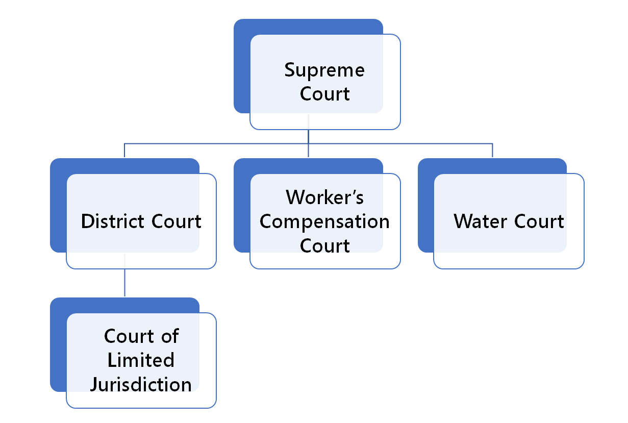 Montana Court Structure