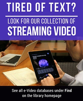 Collection of Streaming Video