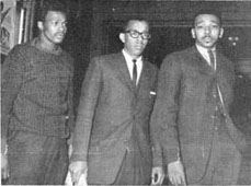 Marion Barry, Jerry Porter, and Avon Rollins.