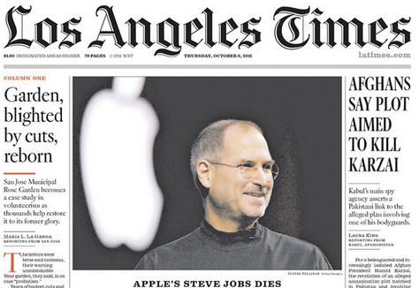 Los Angeles Times cover image