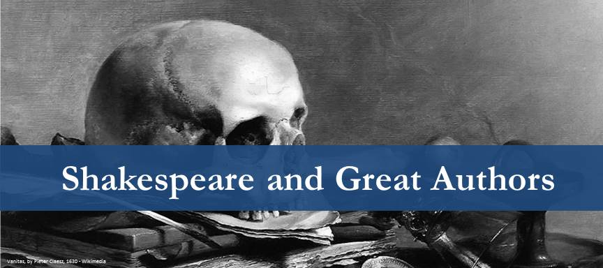Shakespeare and great authors