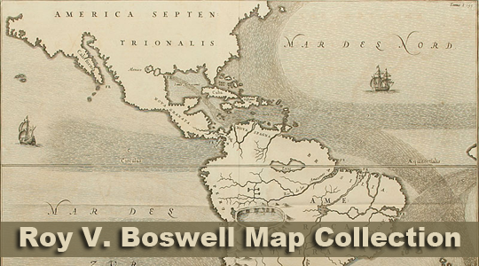 Boswell Map Collection icon