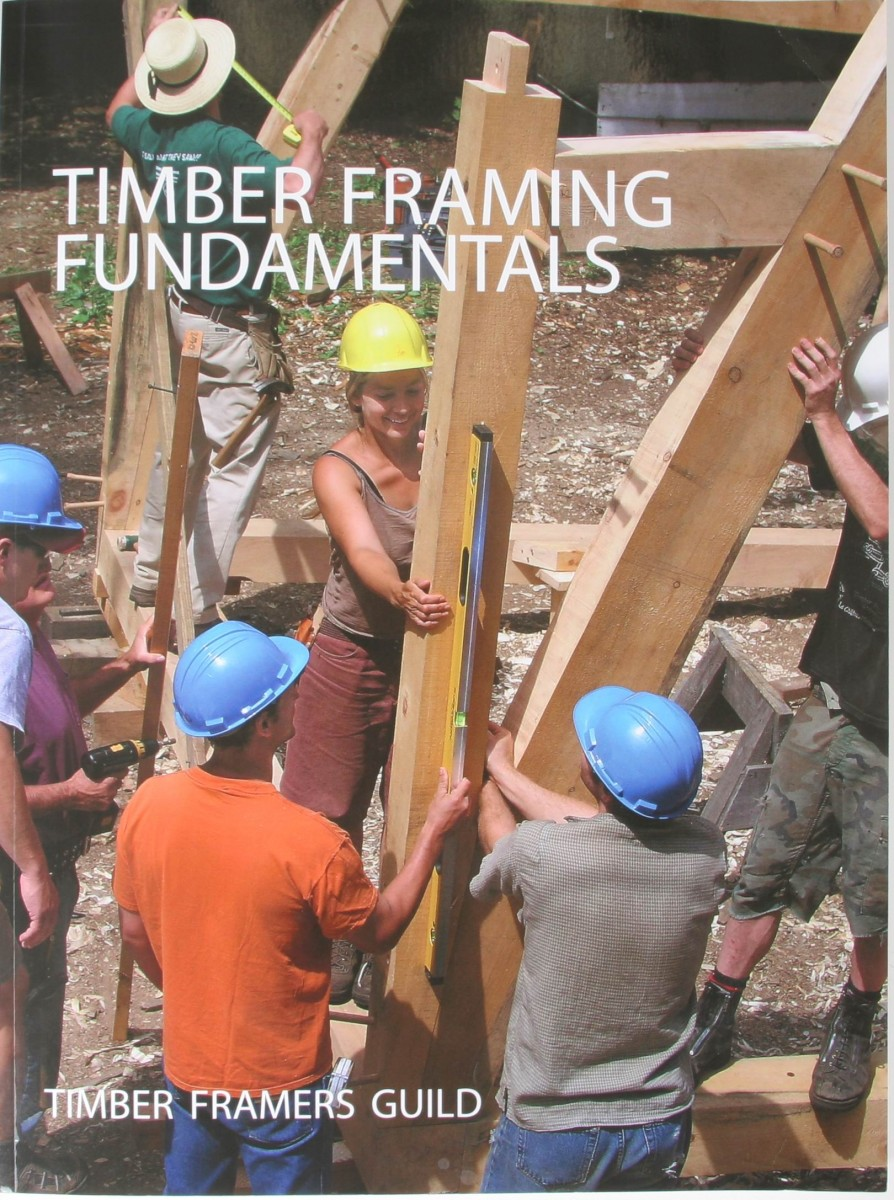 Book Cover of Timber Framing and Fundamentals - Click to open book in a new window