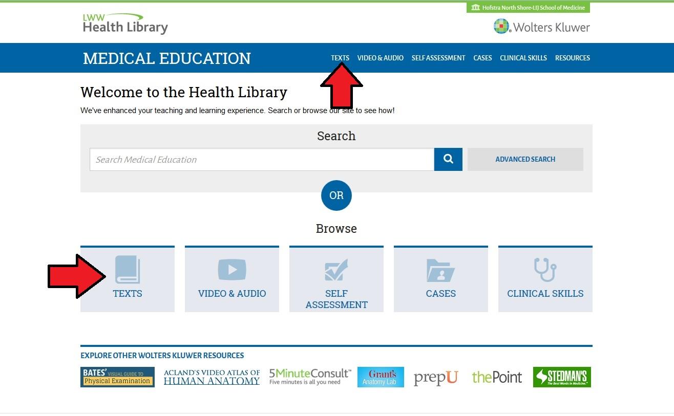 LWWHealth Library