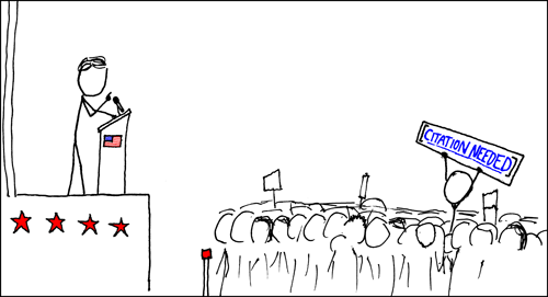 xkcd Wikipedian Protester comic