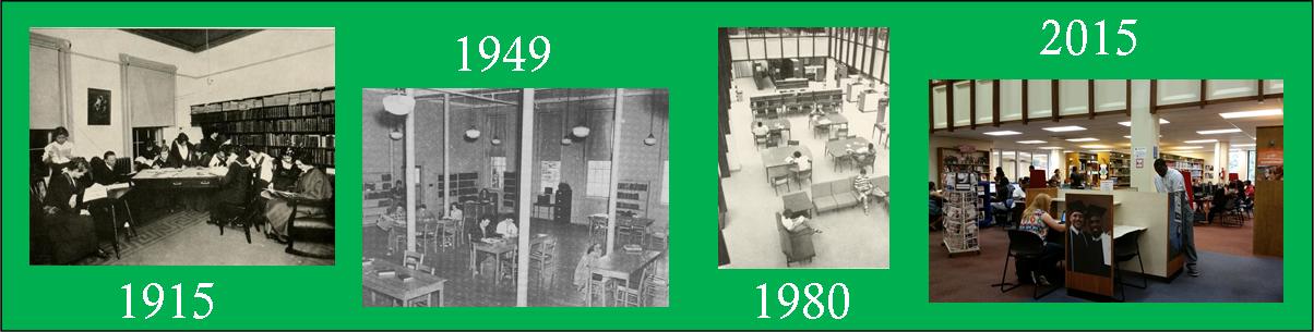 historic pictures of whitaker library