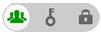 Public access button selected
