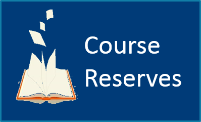 The logo for the Course Reserves service.