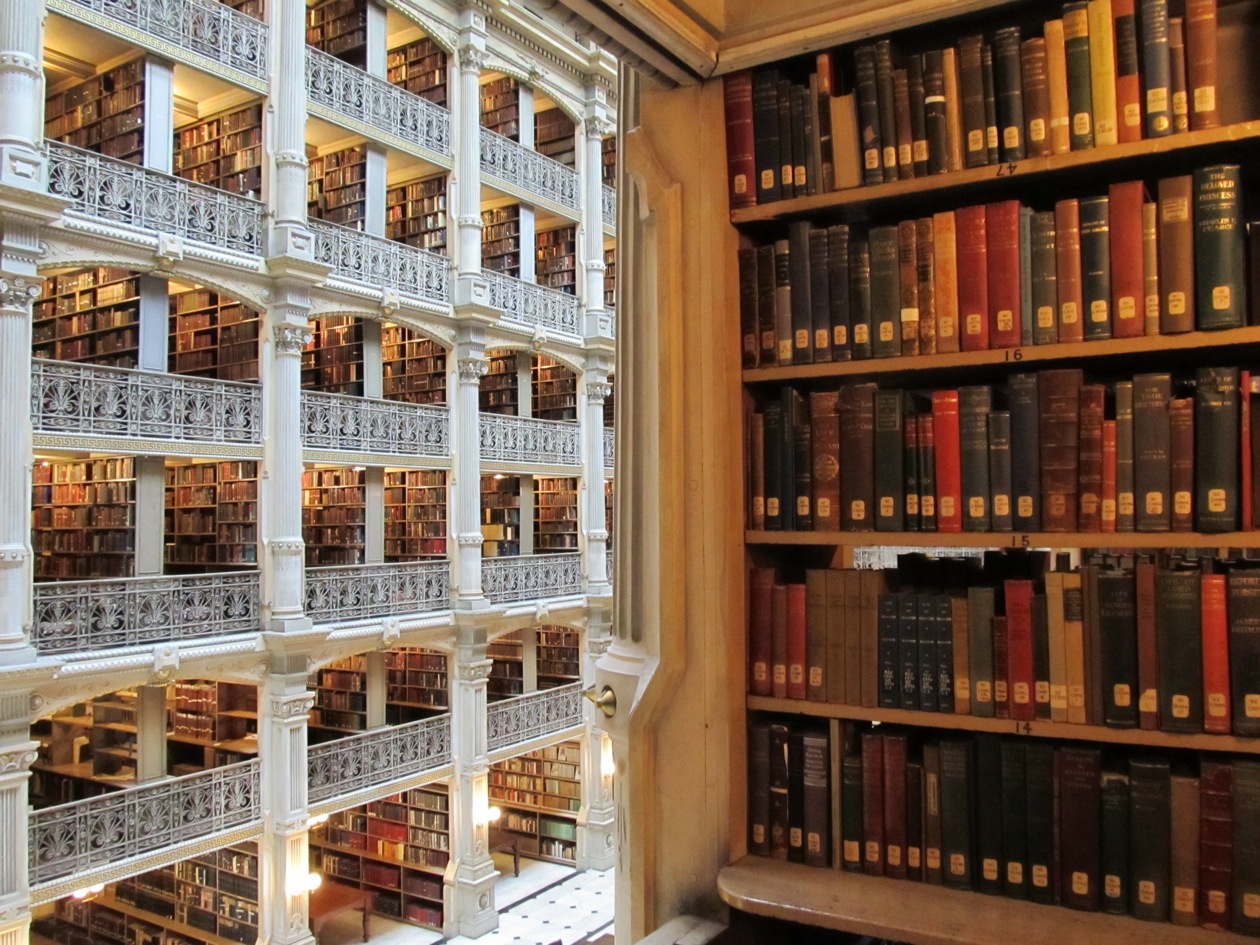 Stupendous George Peabody Library Special Collections Archives Guides Largest Home Design Picture Inspirations Pitcheantrous