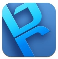 Bluefire Reader app icon