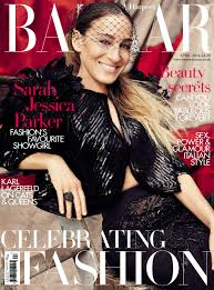 Cover of Harper's Bazaar