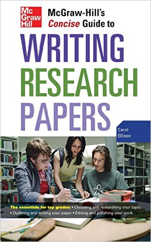 Writing research papers a complete guide by james d lester