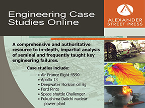 Engineering Case Studies Online | U-M Library