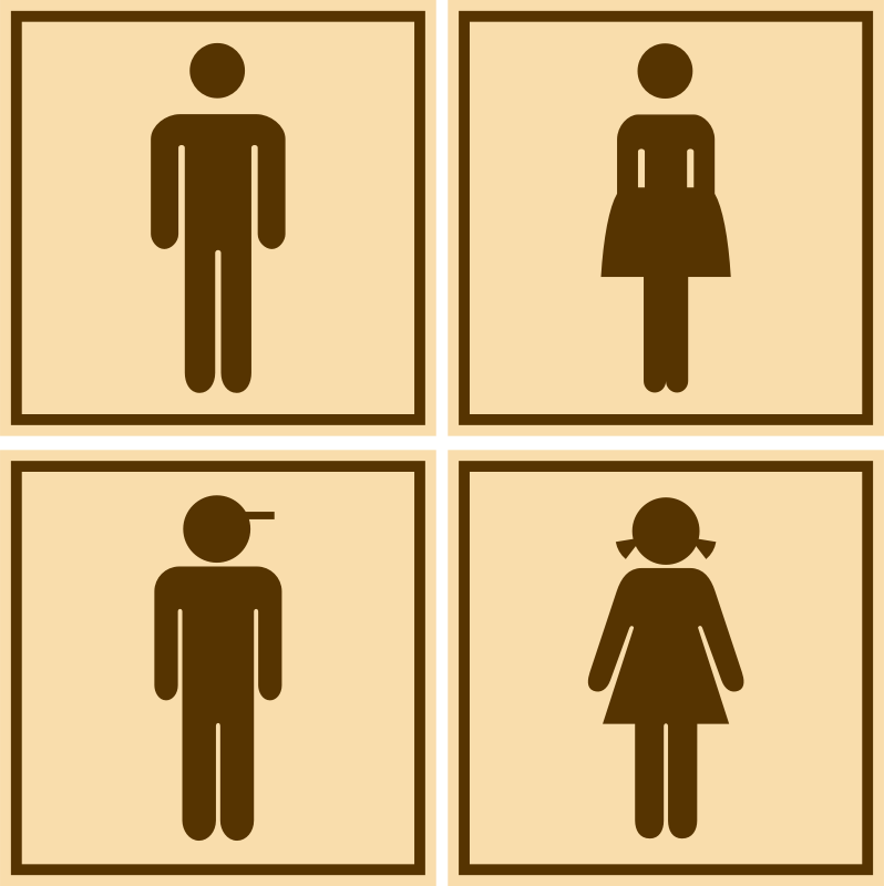 Male / Female signs