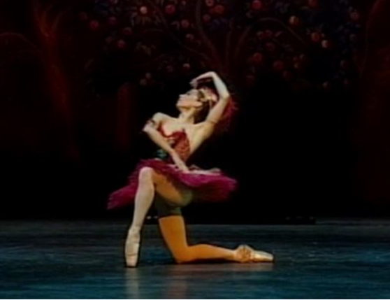 The Firebird - Royal Ballet, 2002 / Dance in Video database