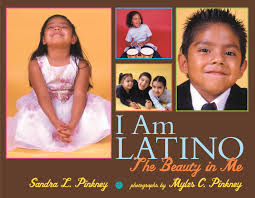 I am Latino book cover