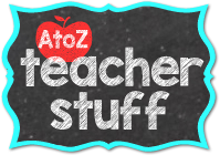 A to Z teacher stuff logo