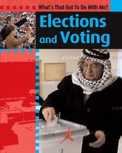 Elections and Voting book cover