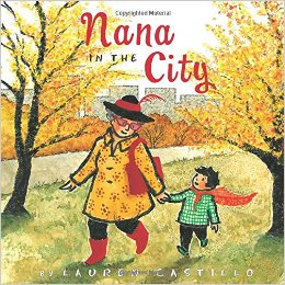 Nana in the city book cover