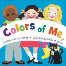 Colors of Me book cover