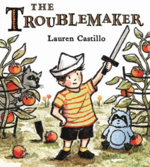 The Troublemaker book cover