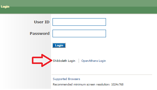 EBSCO login page 1