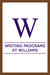 Writing Programs at Williams
