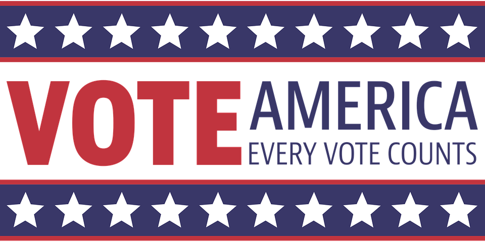 image of Vote America, Every Vote Counts