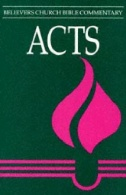 cover of Acts by Charlmer Ernest Faw
