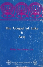 cover of The Gospel of Luke & Acts