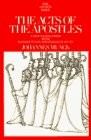 cover of The Acts of the Apostles: Introduction, Translation, and Notes