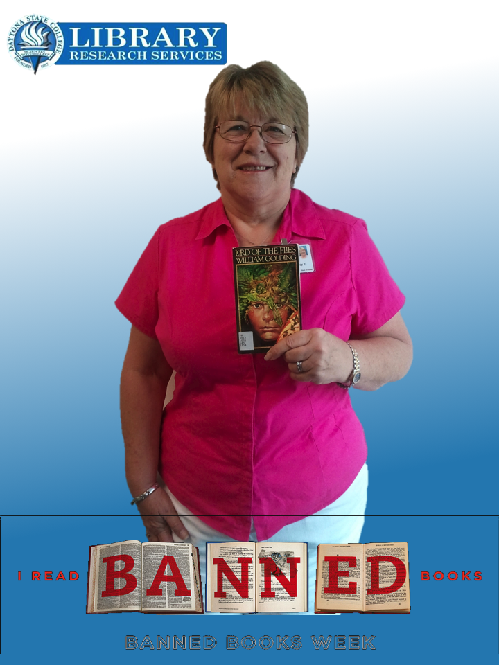 celebrate the freedom to read  - banned books week
