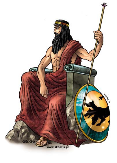 The Olympian Gods Mythology Uwsslec Libguides At University Of