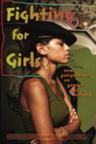 Cover image depicting a woman for the Fighting for the Girls book