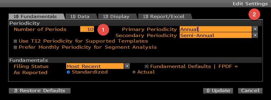 Downloading Data to Excel - Bloomberg Terminal - LibGuides Home at