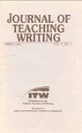 Journal of Teaching Writing