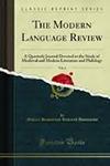 Modern Language Review