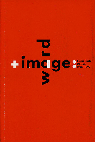 A red book cover with the title text in black and white letters in the shape of a plus sign.