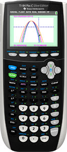 [Ti84 Graphing Calculator]