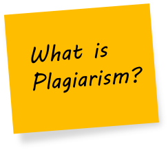 What is plagiarism essay