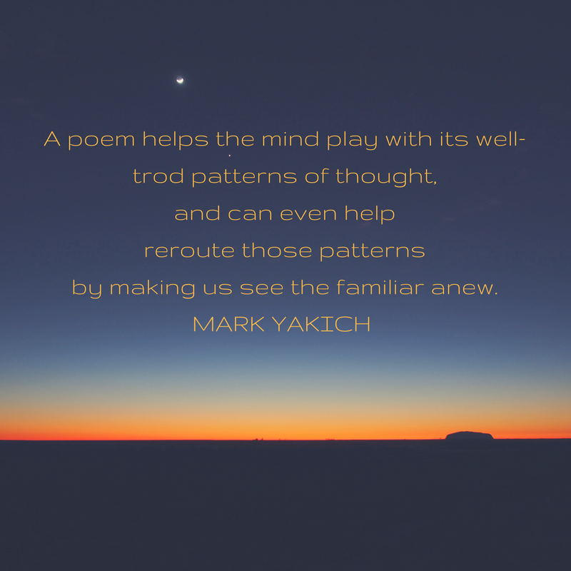 Poetry - Creative Writing - LibGuides at Mater Christi College