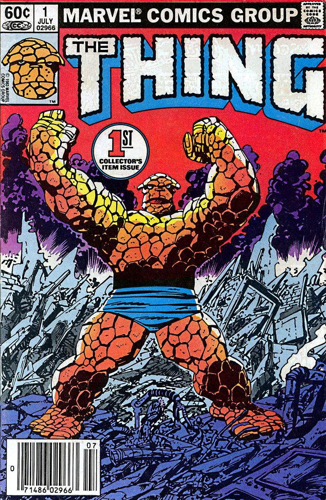 The Thing Number 1
