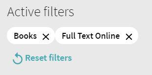 e-book filters