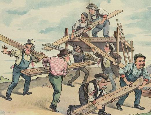 Image result for Political Plank
