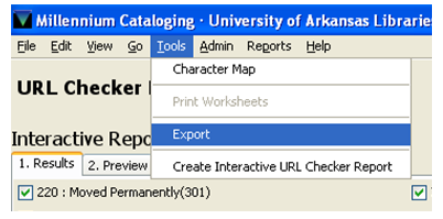 URL Checker