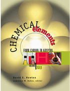 Chemical Elements book cover image